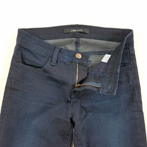 J Brand Super Skinny Atmosphere Denim Stretch Jean